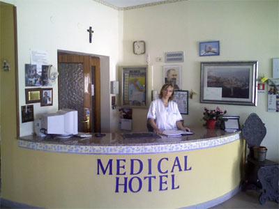 Medical Hotel Geriatrico per anziani